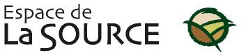 Espace de La Source Logo